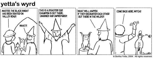 Wizard Panic